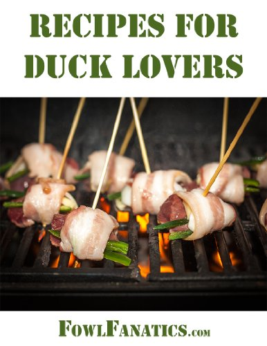 Recipes For Duck Lovers by Eric Carstens