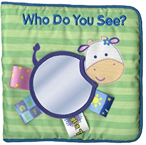 My First Taggies Book: Who Do You See? Will Grace