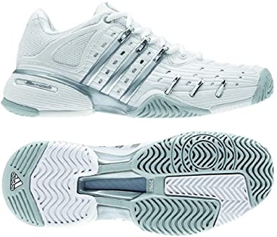 Buy adidas Ladies Barricade V Classic Tennis Shoe by adidas