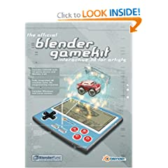 The Official Blender GameKit: Interactive 3D for Artists