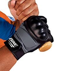 Bike Youth Hard Shell Batting Glove