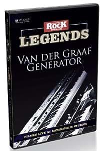 Classic Rock Legends: Van Der Graaf Generator [DVD] [2011]