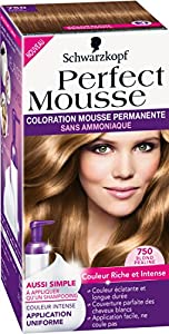 Schwarzkopf Perfect Mousse - Coloration Permanente - Blond Praline 750