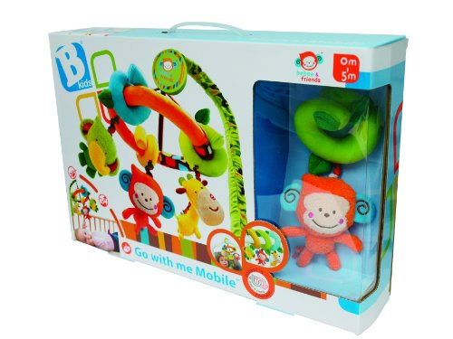 B kids Go With Me Mobile (Discontinued by Manufacturer)