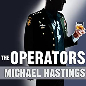 The Operators Audiobook