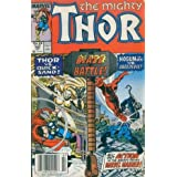 "Thor #393 ""Quicksand & Daredevil Appearance"""