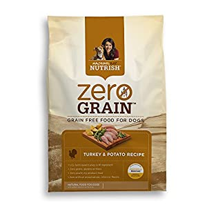Rachael Ray(TM) Nutrish® Zero Grain(TM) Natural Dry Dog Food, Turkey & Potato Recipe, 28 lbs