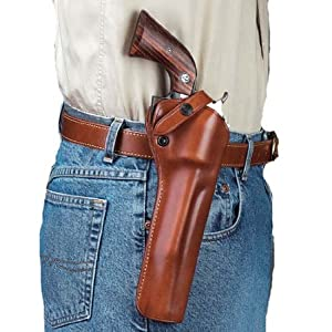 Buy Galco SAO Single Action Outdoorsman Holster for Ruger .44 SUPER Blackhawk 5 1 2-Inch by Galco Gunleather