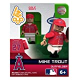 Mike Trout MLB Los Angeles Angels Oyo Series 3 Minifigure