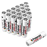 Polaroid AAA Extreme Performance Alkaline Batteries (20-Pack) 1.5 Volt