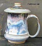 Calico Pottery Stoneware Pottery Mug