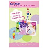 Klutz Extra Stuff My Style Studio [With 4 Sheets of Fashion Clings and Textured Pattern Plates in 8 Great Designs and 100 Pages Pre-Pby Klutz