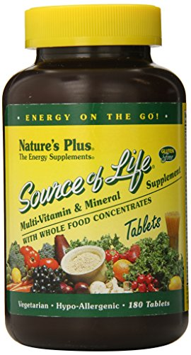 Nature's Plus - Source of Life - 180 tablets
