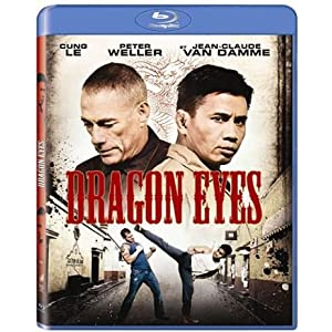 Dragon Eyes [Blu-ray]