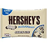 Hershey's Cookies 'n' Crème Snack Size Bars, 17.1-Ounce Bag (Pack of 3)