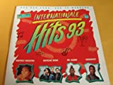Hits 93-International Haddaway, Dr. Alban, Whitney Houston, Culture Beat, Ace of Base, U2, Blue System..