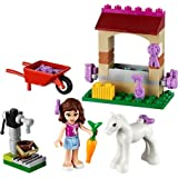 LEGO Friends Olivia's Newborn Foal Playset - 41003