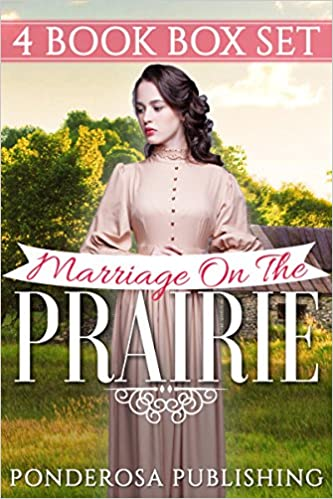 MAIL ORDER BRIDE: Clean Romance: Marriage On The Prairie Box Set (Historical Western Christmas Romance)