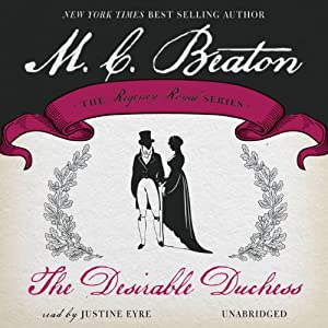 The Desirable Duchess Audiobook