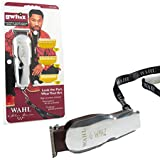 Wahl Professional 5-Star G-Whiz High Precision Cordless Hair Trimmer #8986 - Great On-the-Go Trimmer...
