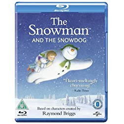 Snowman & The Snowdog [Blu-ray]