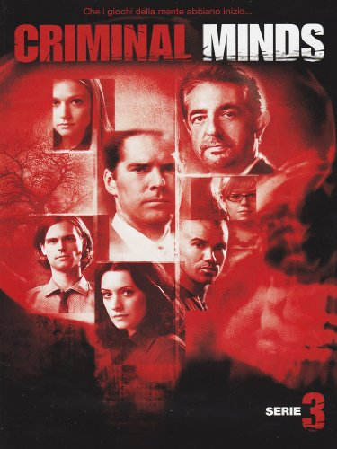 Criminal minds Stagione 03 [5 DVDs] [IT Import]