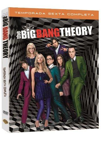 The Big Bang Theory - Temporada 6 [DVD]