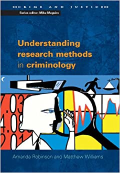 criminology dissertation methodology Different types of dissertation related book however, in other disciplines you may come across different methods of producing a dissertation.