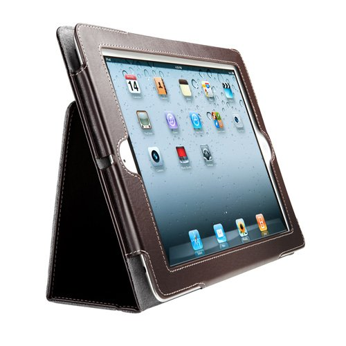 Kensington Protective Case for iPad 2, Brown (K39511WW)