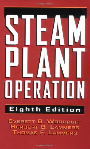 Steam Plant Operation - McGraw-Hill Professional - IC-9310S8 - ISBN: 0071418466 - ISBN-13: 9780071418461