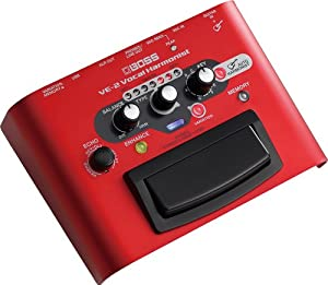 BOSS Vocal Harmonist VE-2