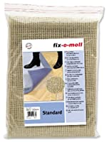 fix-o-moll 3567000 Non-Slip Rug Underlay for Smooth Floors Standard Structure 180 x 120 cm by fix-o-moll