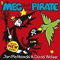 Meg and the Pirate (Meg & Mog)