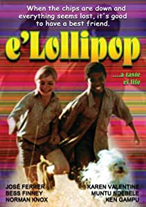 E Lollipop [Import]