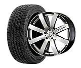 サマータイヤ・ホイール 1本セット 19インチ お勧め輸入タイヤ 215/35R19 + FABULOUS(ファブレス)