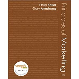 VangoNotes for Principles of Marketing, 12/e | [Philip Kotler, Gary Armstrong]