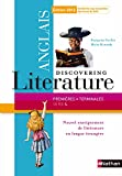 img - for discovering literat. ang 1e/ter l 2012 book / textbook / text book