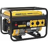 Champion Power Equipment Model 46533, 3500/4000 Watt Portable Gas-Powered Generator CARB Picture