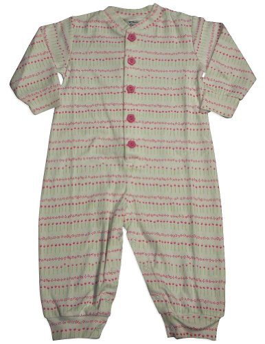 Girls Footed Pajamas Size 12