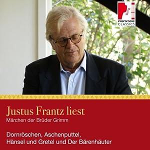 Justus Frantz liest Märchen der Brüder Grimm | [ Brüder Grimm]