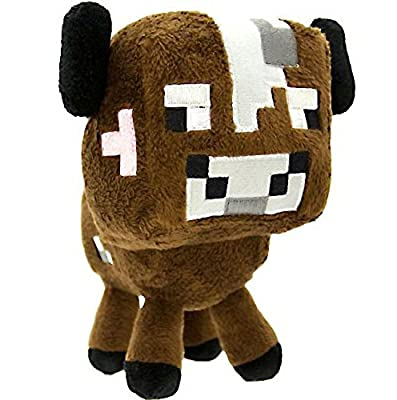 "Minecraft 5"" Baby Cow Stuffed Plush by Minecraft"