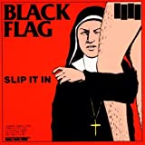 Slip It In Black Flag
