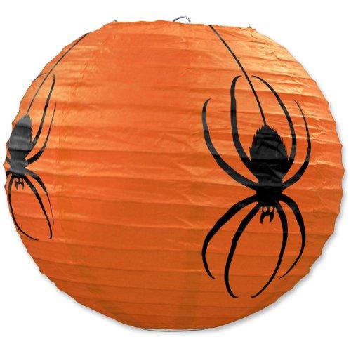 Spider Paper Lanterns