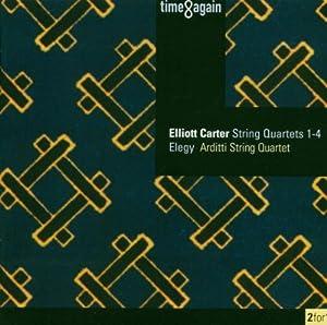 intégrale des 4 quatuors, elegy