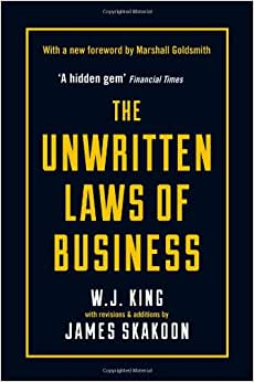 Downloads The Unwritten Laws of Business (Profile Business Classics) e-book