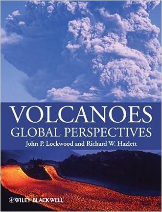 Volcanoes: Global Perspectives written by John P. Lockwood