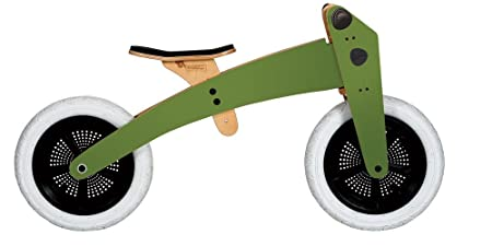 Wishbone Bike - 2-En-1 Vert
