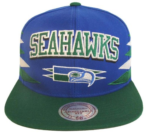 Seattle-Seahawks-Arrows-Mitchell-Ness-Snapback-Cap-Hat