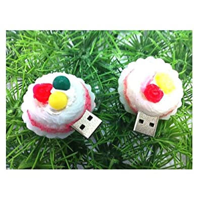 PVC delicious cake 8GB Fashion style USB 2.0 Flash Memory Pen Drive by pengyuan