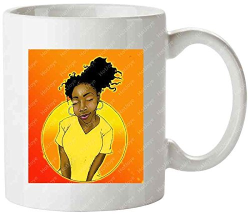 Sunny Naturalhair Blackfemale Cool Mug(Tazzine da caffè) Coffee Mug(Tazzine da caffè)s
